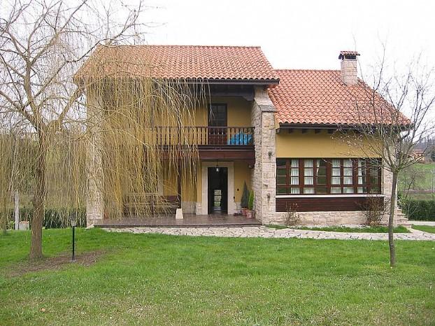 Estudio de arquitectura barro y pedrayes villaviciosa - Casa tradicional asturiana ...